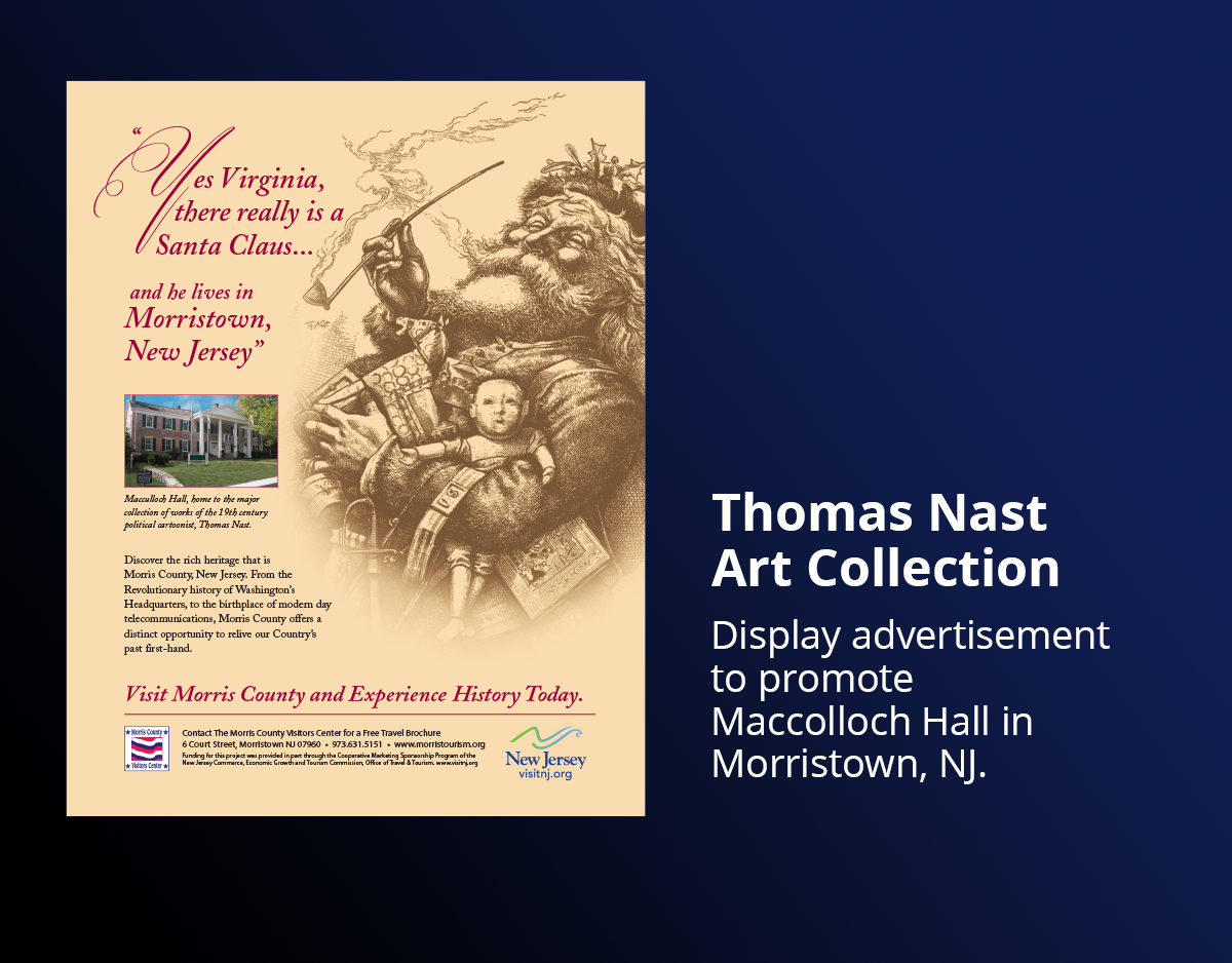 Thomas Nast Art Colection